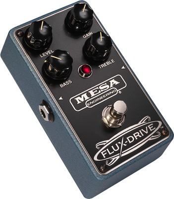 Mesa Boogie Flux Drive Pedal Blue