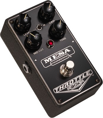 Mesa Boogie Throttle Box Black