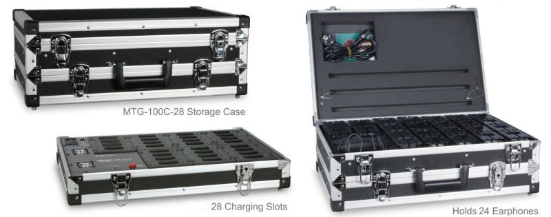 Mipro MTG 100 C28 Koffer