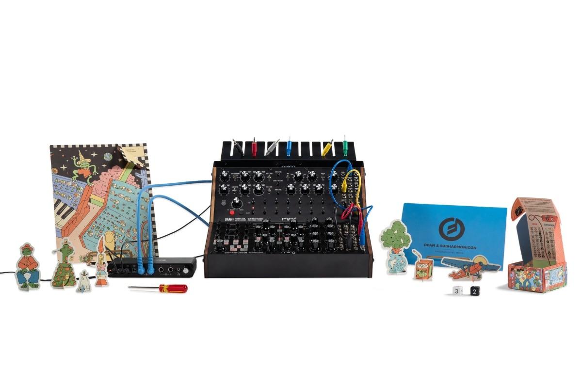 Moog Sound Studio DFAM   Subharmonicon