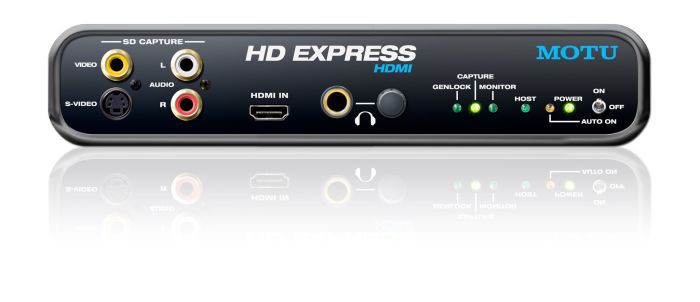 Motu HD Express HDMI PCIe