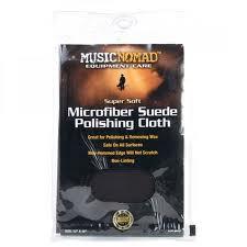 Music Nomad Microfiber Suede Polish Cloth