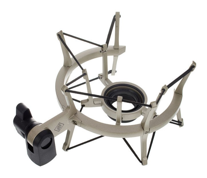 Neumann EA 4 Spinne Nickel  TLM 102  107