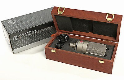 Neumann TLM 103 Mono Set Nickel