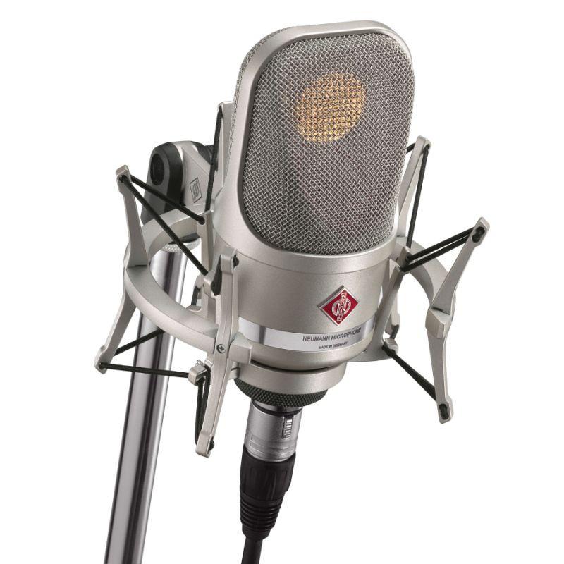 Neumann TLM 107 Studio Set Nickel