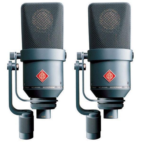 Neumann TLM 170 R MT Stereo Set  Schwarz