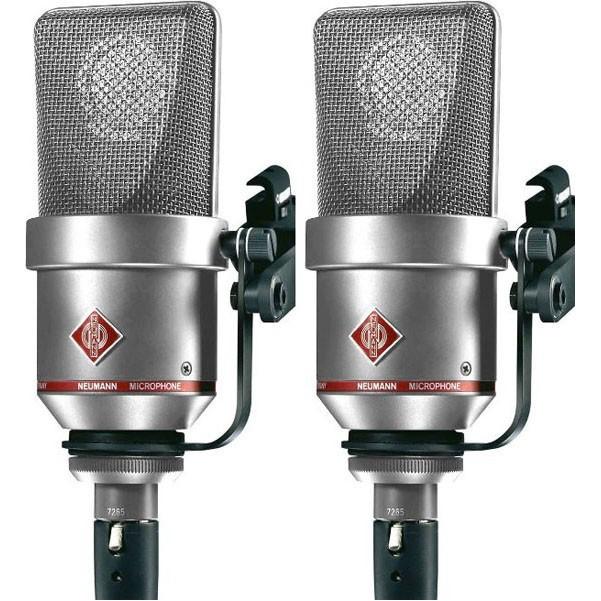 Neumann TLM 170 R Stereo Set  Nickel