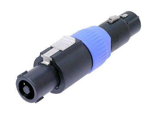Neutrik NA4FC F Speakon XLRfemale Adapter