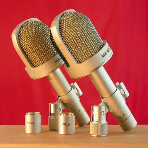 Oktava MK 101 MSP Stereo Paar Silver