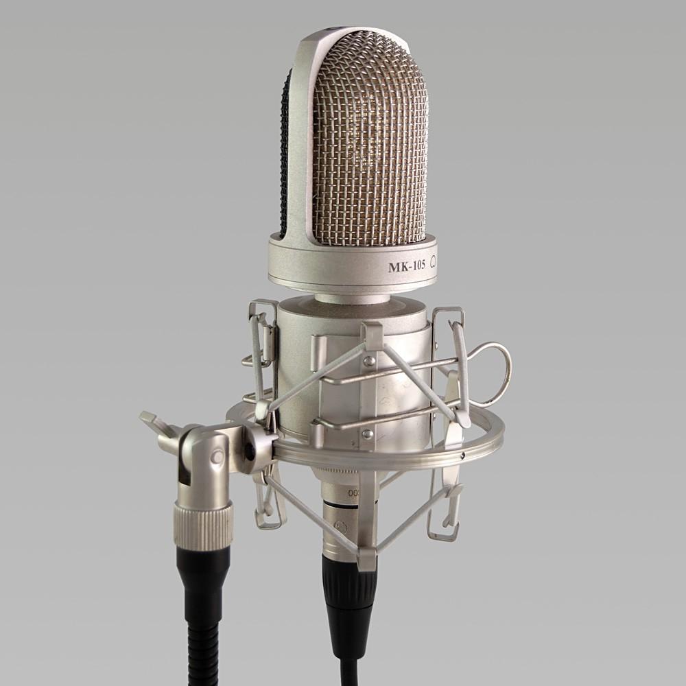 Oktava MK 105 in Holzbox Silver