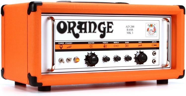 Orange AD 200 B MK3 Head