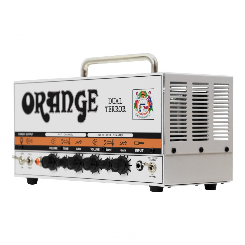 Orange DT 30 H Guitar Head Dual Terror