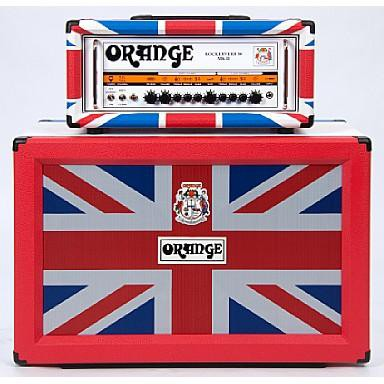 Orange PPC212 Cabinet Union Flag