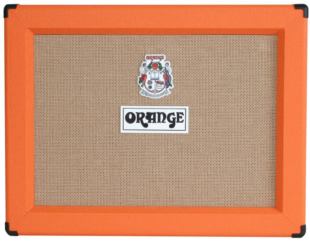 Orange PPC 212 OB Open Back Cabinet