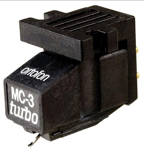 Testina per giradischi Ortofon MC 1 Turbo