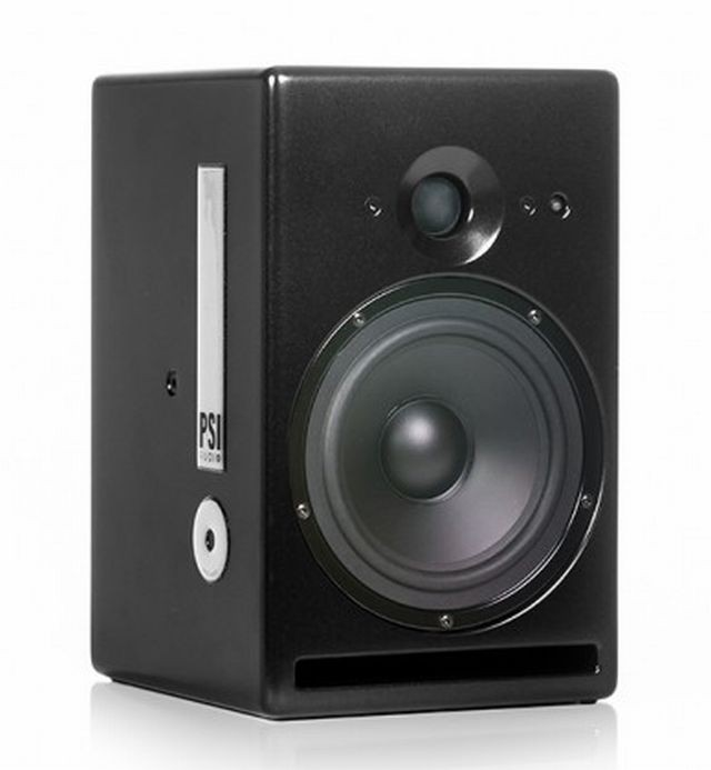 PSI Audio Active 17 M Studio Metal Black