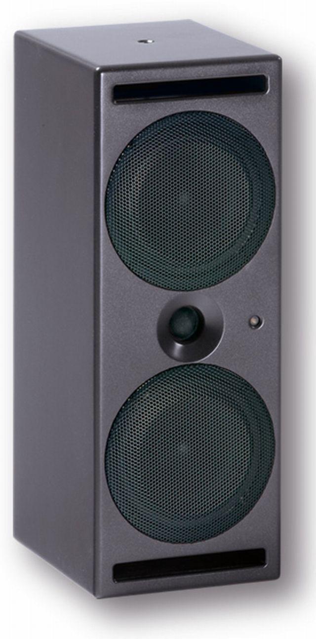 PSI Audio Active 214 M Studio Metal Black