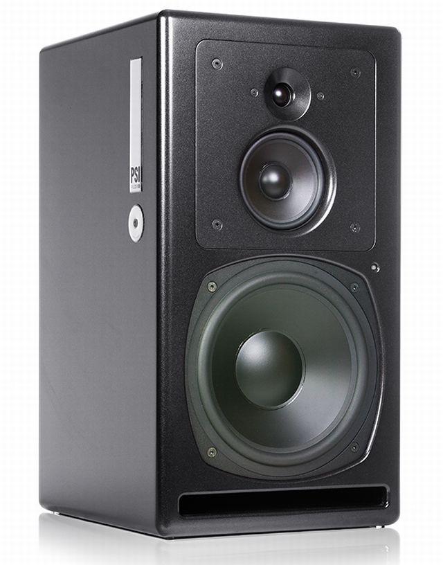 PSI Audio Active 25 M Studio Metal Black  2021