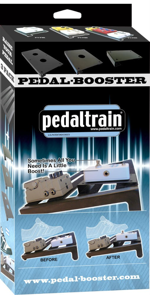 Pedaltrain 3 Pack Pedal Booster Kit
