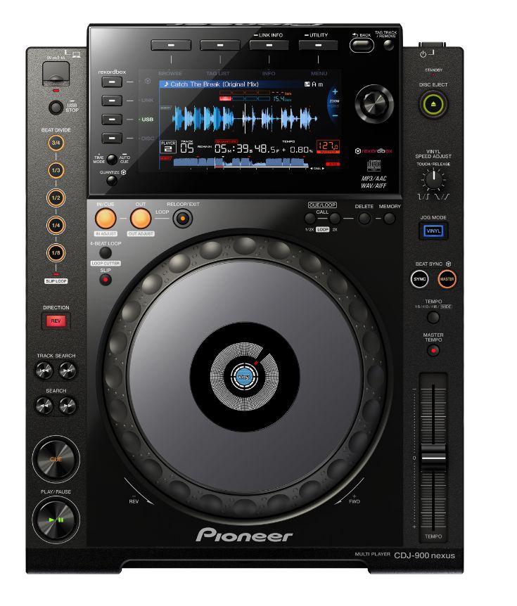 Pioneer CDJ 900 NXS