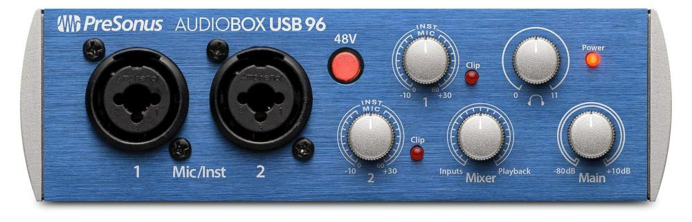Presonus Audiobox 96 USB
