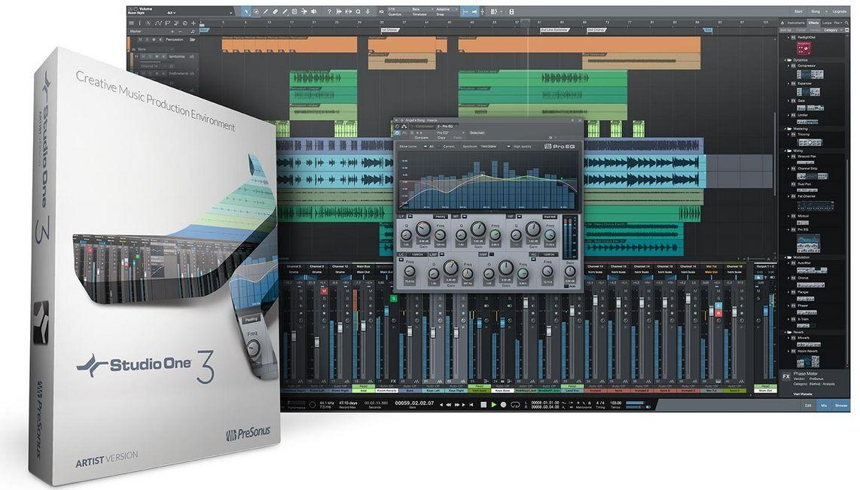 Presonus Studio One 3 Artist