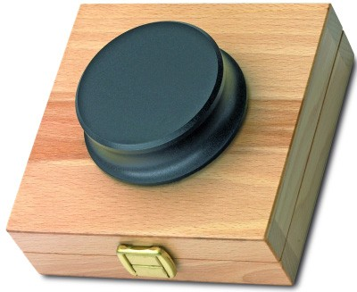 Project Audio Record Puck