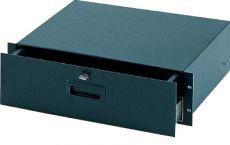Quik Lok RS671 19  3HE Rack Schublade ohne Schloss