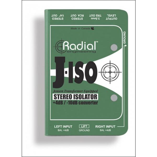 Radial J ISO Passiv Stereo