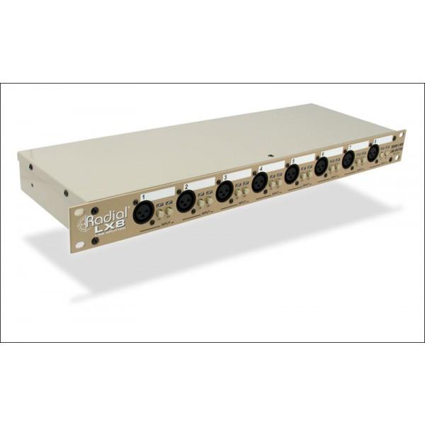 Radial LX 8J Kanal Splitter