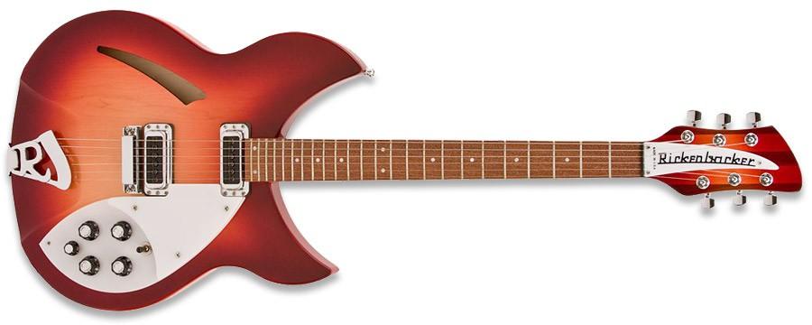 Rickenbacker 330 Thinline Fireglo