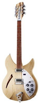 Rickenbacker 330 Thinline Mapleglo