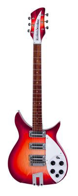 Rickenbacker 350V63 Vintage Reissue Fireglo 2
