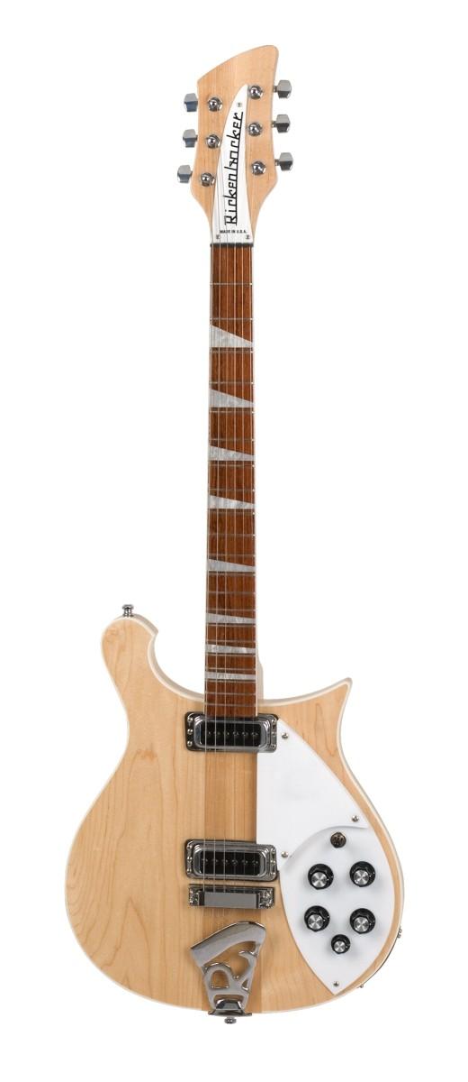 Rickenbacker 620 Thinline Mapleglo