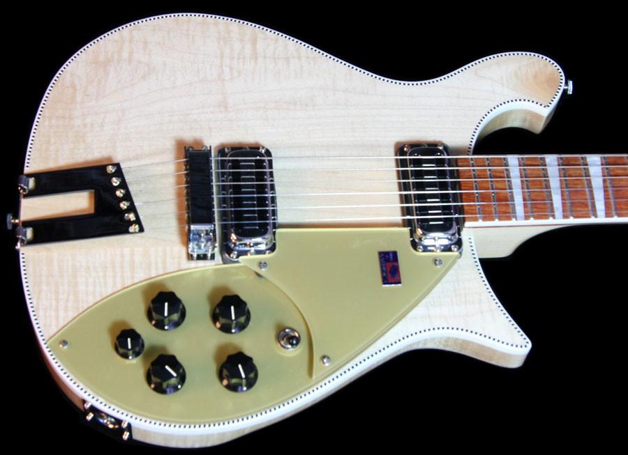 Rickenbacker 660 12 Thinline Mapleglo