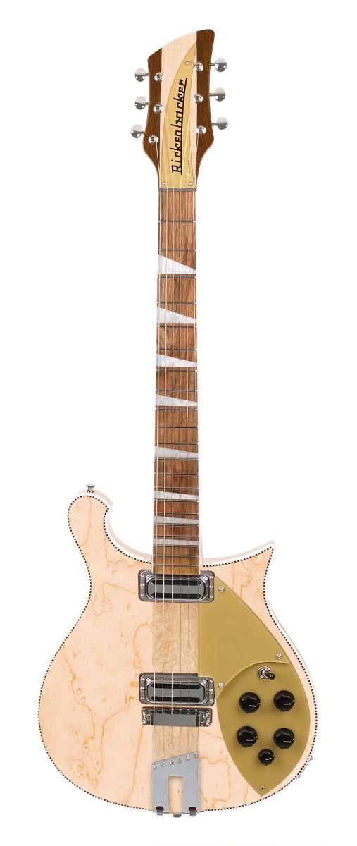 Rickenbacker 660 Thinline Mapleglo