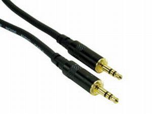 Rock Cable Mini Jack  Mini Jack RCST09MPMP 0 9m