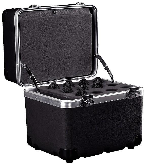 Rockcase ABS 23212 B Case f    r 12 Mikrofone