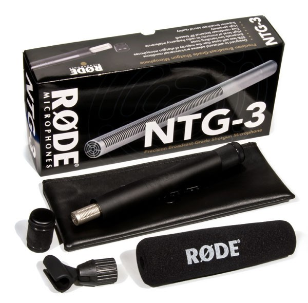 Rode NTG 3