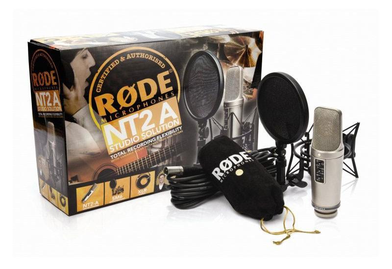 Rode NT 2A Studio Solution Set