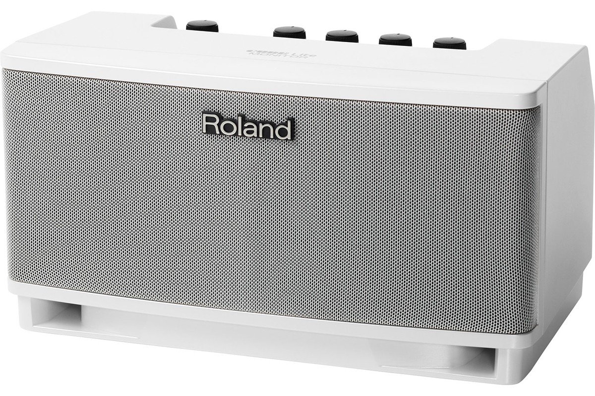 Roland Cube Lite Monitor White