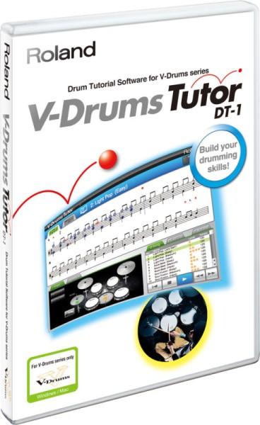 Roland DT 1 V Drum Tutorial