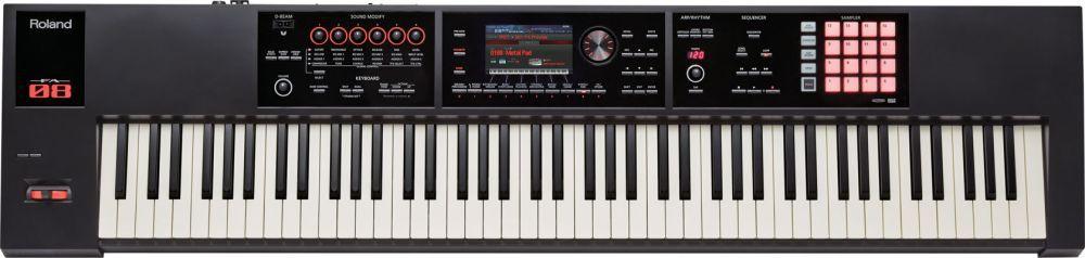 Roland FA 08 Music Workstation