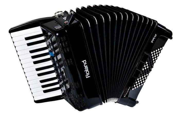 Roland FR 1X BK schwarz