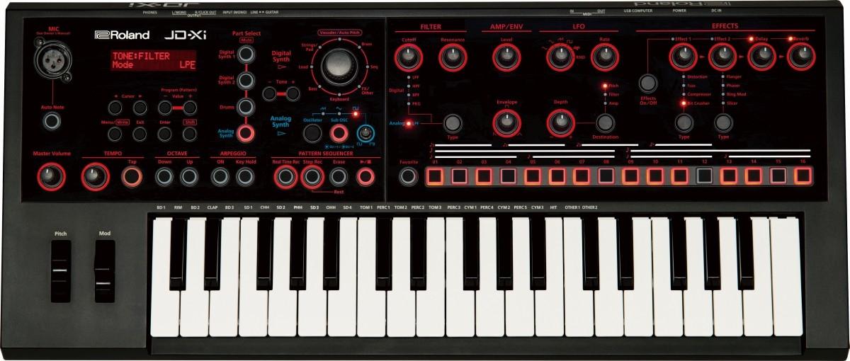 Roland JD Xi Synthesizer