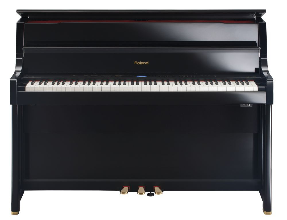 Roland LX 15 E PE Polished Ebony