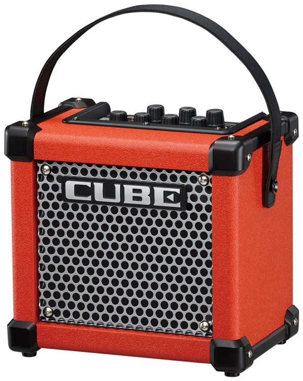 Roland Micro Cube GXR Red