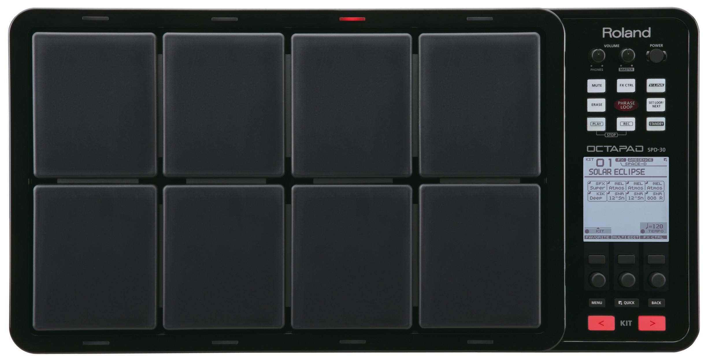 Roland SPD 30 Octapad V 2 0 Black