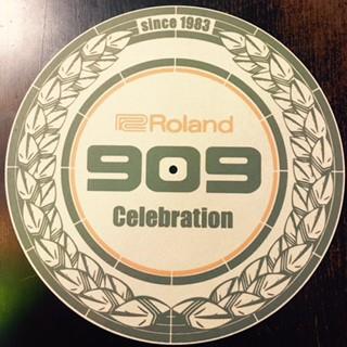 Roland Slipmat 909