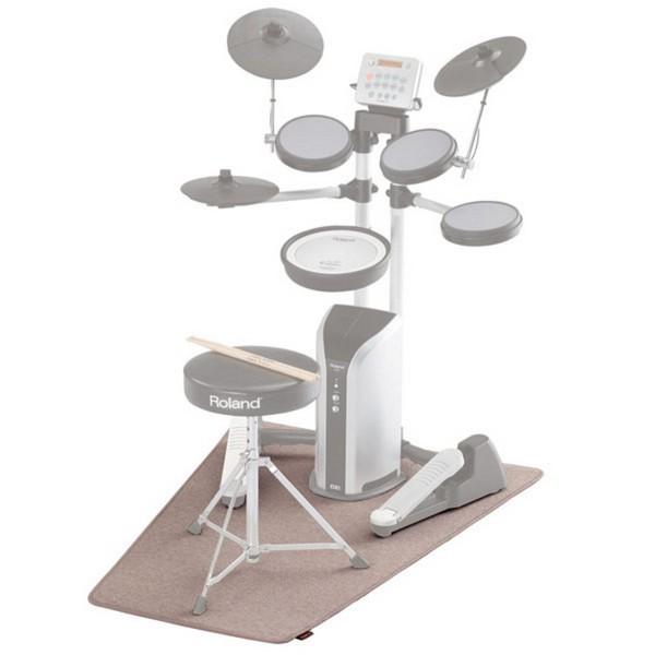 Roland TDM 3 Drum Matt  kleine Drumsets